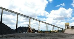 Cook colliery workers protest over entitlements