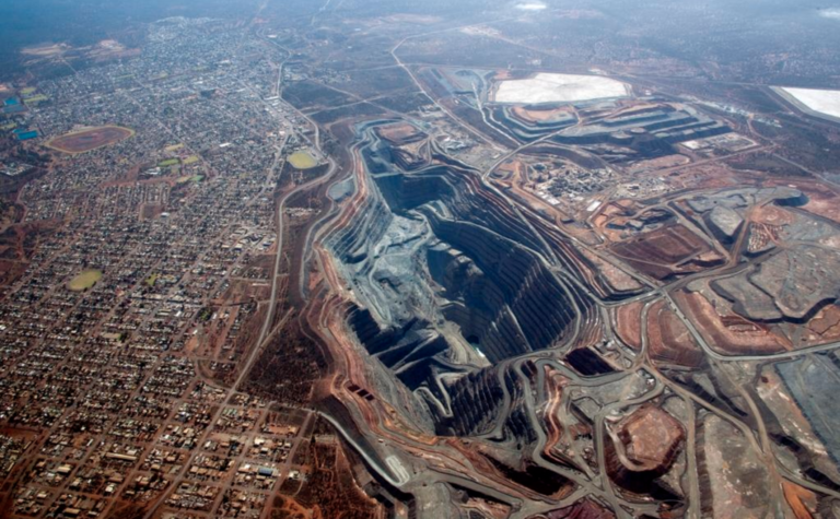 Back to the future as Super Pit goes under
