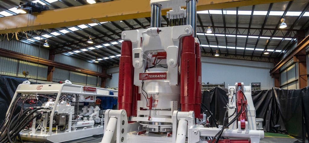 Terratec raise borer goes to Mt Isa