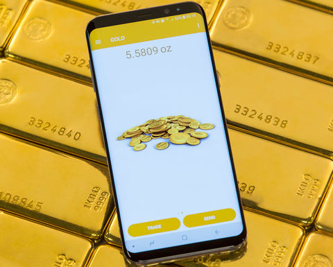 Digital gold trading takes off