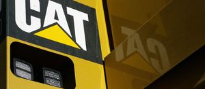 Caterpillar sees slightly stronger times ahead