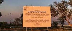McArthur River good to go