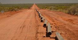 Mt Isa gets NT gas