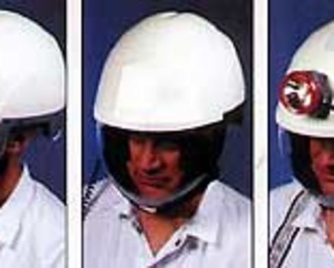 PowerAir helmet released to coal industry