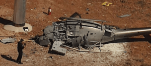 Carrapateena chopper crash