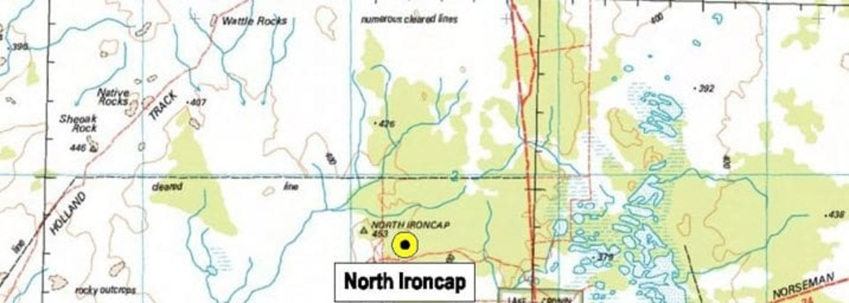 North Ironcap works to speed things up