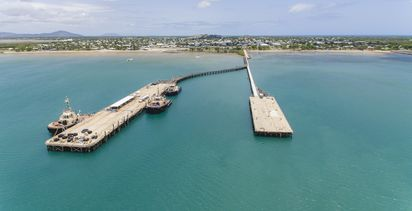 Bowen Wharf to undergo repairs