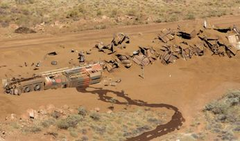 BHP train crash driver sacked