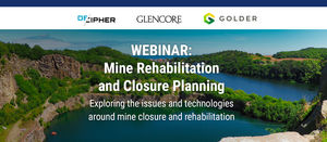 Webinar: Mine Rehabilitation and Closure Planning