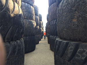 Kal Tire's journey with mining tyre recycling and