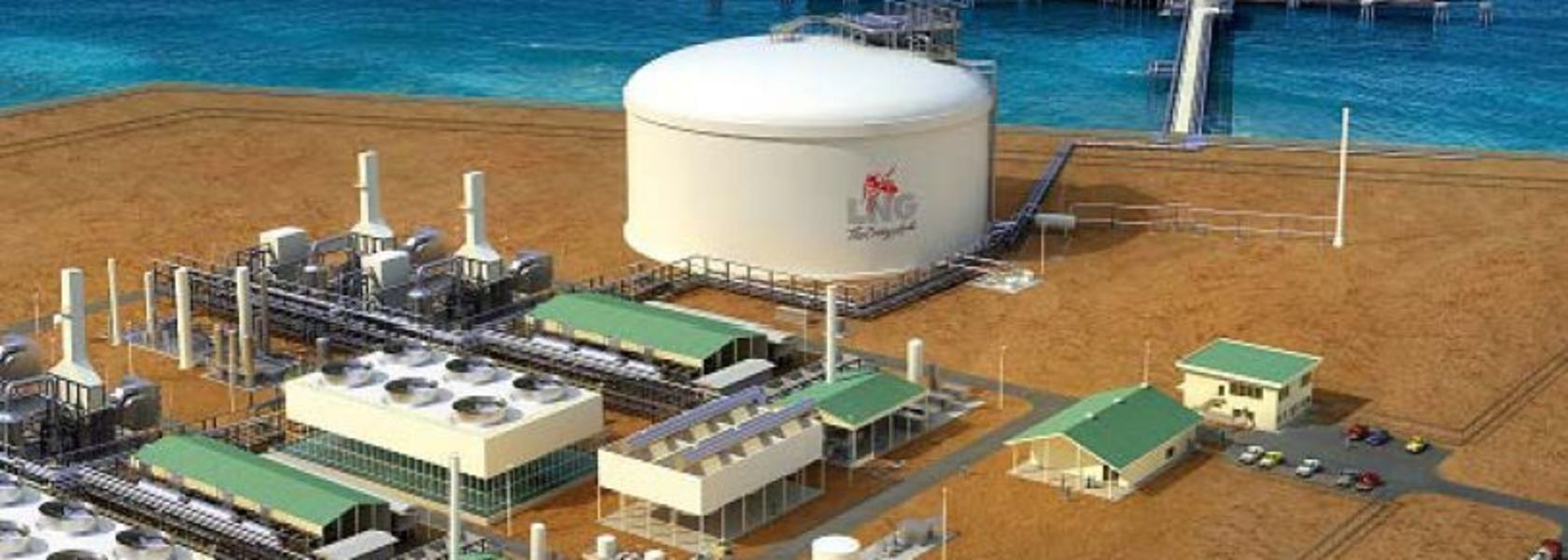 LNG gets ball rolling on Fisherman's Landing