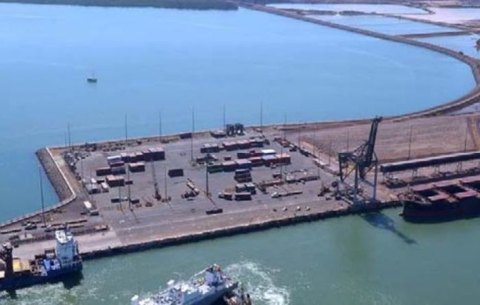 Korab to ship more rock from Darwin