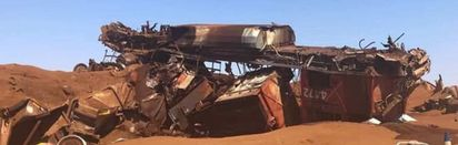 Nation-wide brake warning in wake of BHP rail fail