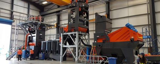 Ardmore prepares for UK plant arrival