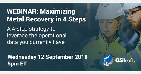 Maximizing Metal Recovery in 4 Steps - Webinar