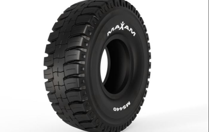 Maxam rolls out large truck tyre