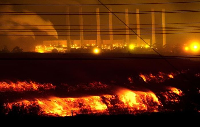 Be fire safe, Victorian coal miners told