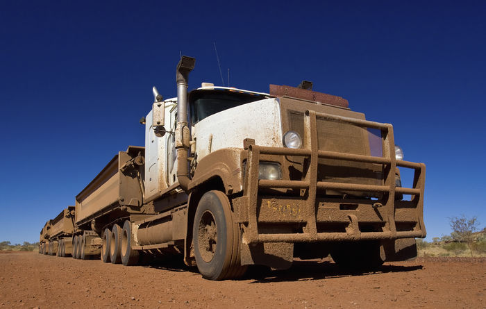 Longer road trains approved for the Pilbara