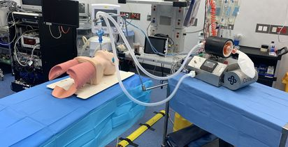 Ventilator project gets Newcrest help