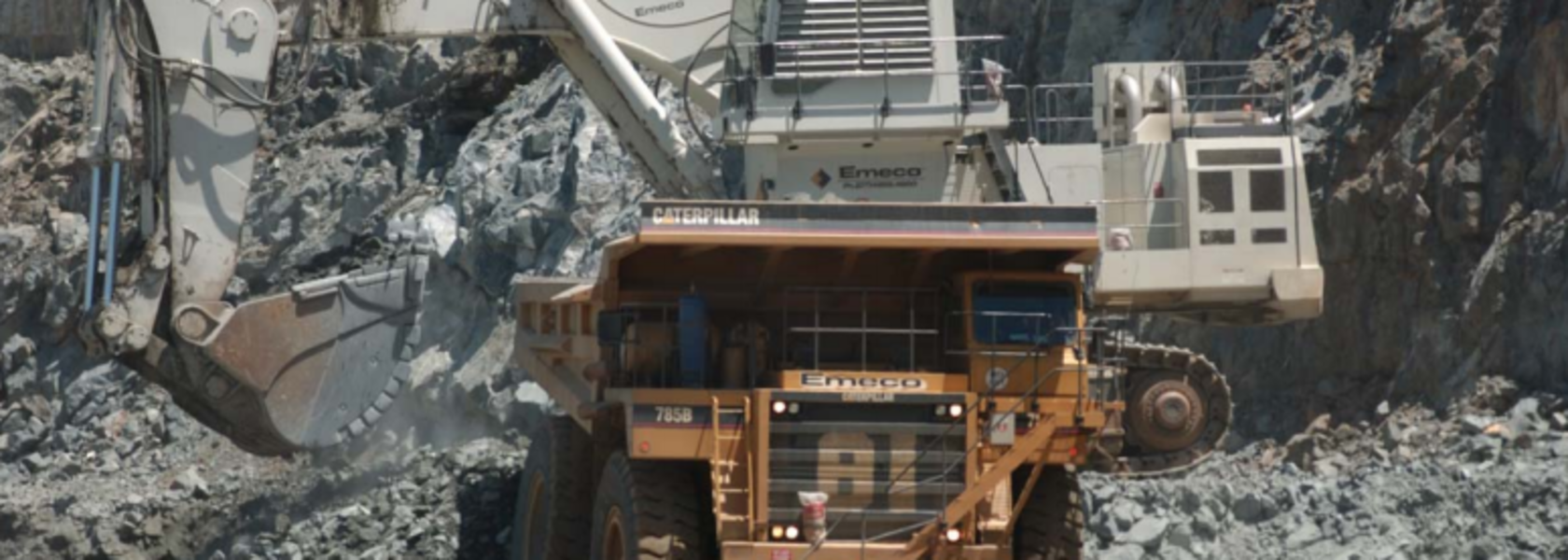 Emeco well positioned in the coal market