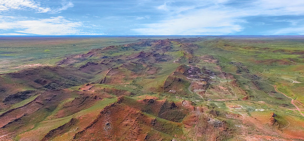 Klondyke gold on Pilbara horizon