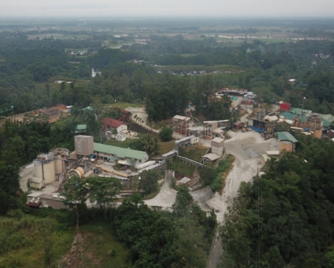 Co-O gold mine reopens