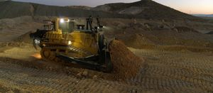 New Komatsu dozer better on the back-up