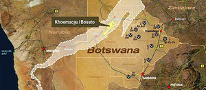 Botswana or bust for Barminco