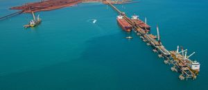 Another Cape Lambert force majeure for Rio Tinto