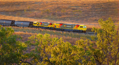 Strong coal demand drives Aurizon's earnings
