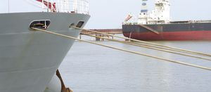 FMG conducting delayed berthing