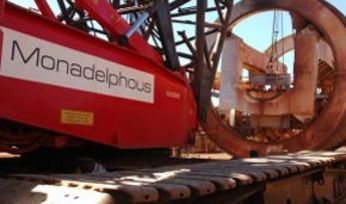 Monadelphous lands $150M resources work