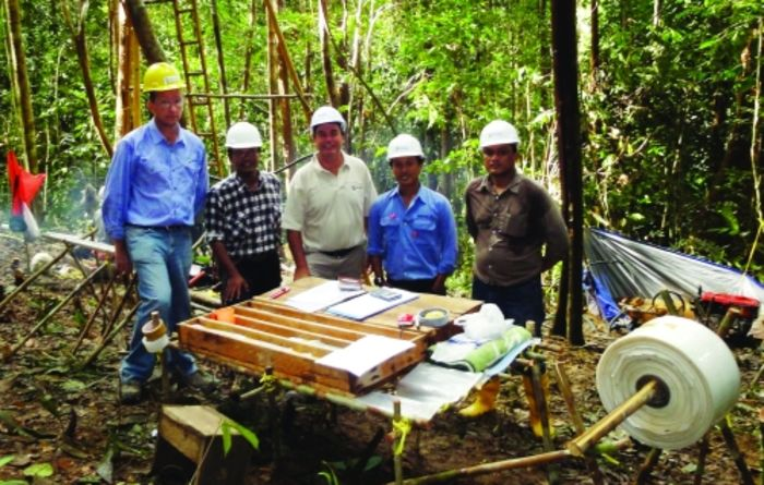 Cokal encouraged by TBAR outcrops