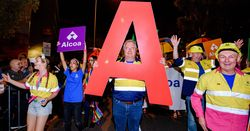 Alcoa takes out silver for inclusion
