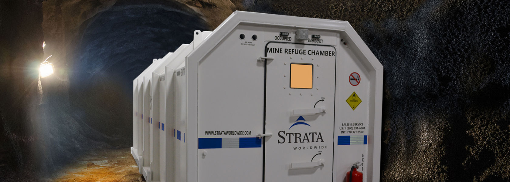 Strata unveils another chamber