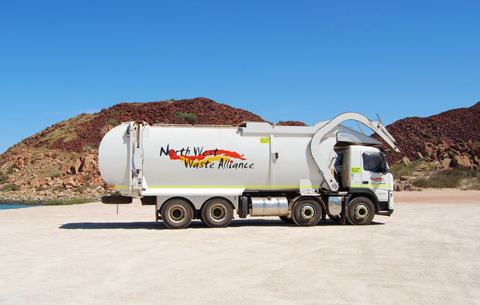 NWA to take out Rio Tinto trash