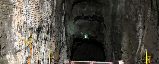 Olympic Dam underground drone trial pays dividends