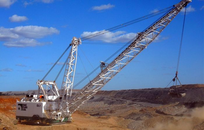Stanmore plans to go from dragline to bord & pillar
