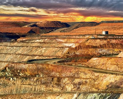 Grand view of mining industry's collaborative future