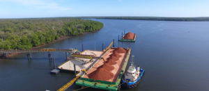 Bauxite Hills shipping stays on schedule as COVID-19 bites