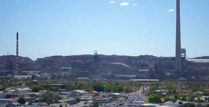 Ammonia gas leak at Mount Isa