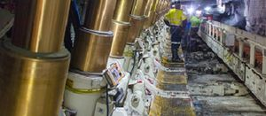 Worker suffers lower leg injuries while maintaining Ulan longwall