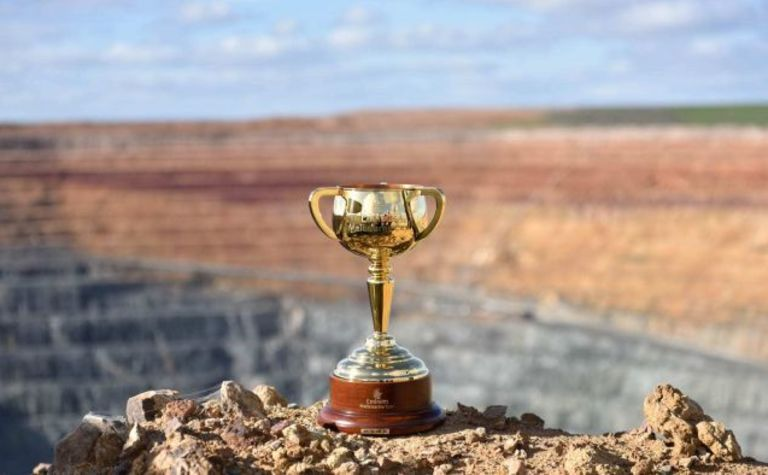 Melbourne Cup actually Queensland gold