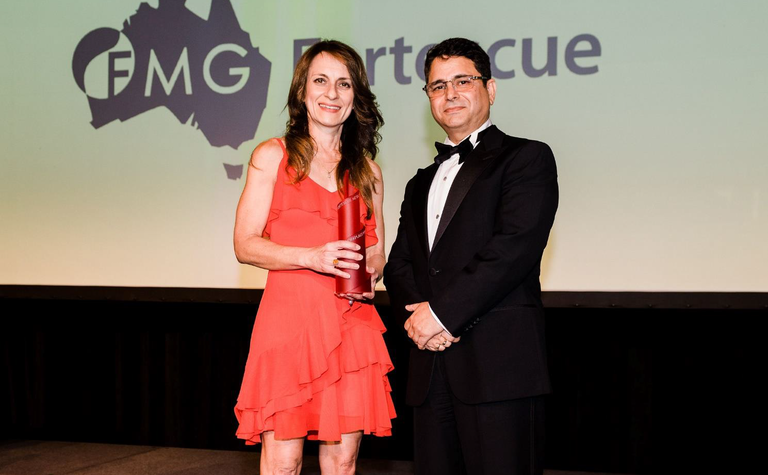 FMG wins WA Pinnacle award