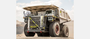 BHP secures rental of new Liebherr T282 C Ultra-Class Trucks from National Group
