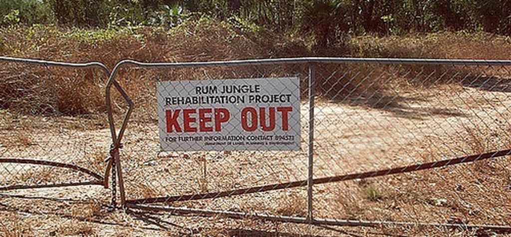 More cash for Rum Jungle clean-up