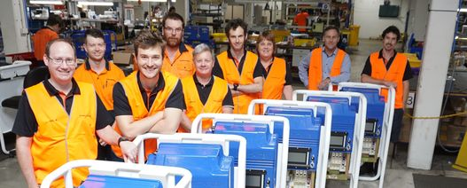 Ampcontrol named NSW supplier of the year