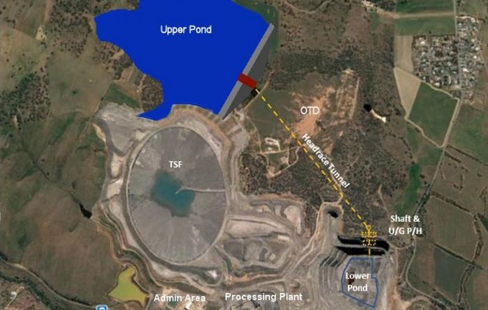 AGL gets rights to Kanmantoo pumped hydro plan