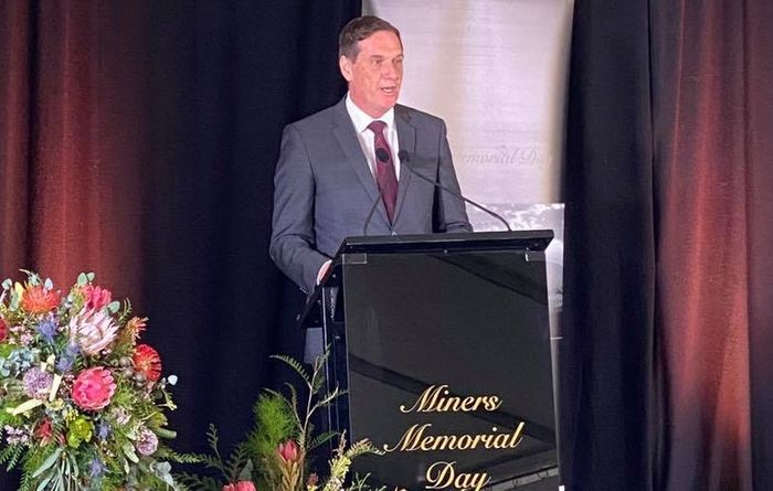 Qld Mines Memorial Day livestreamed