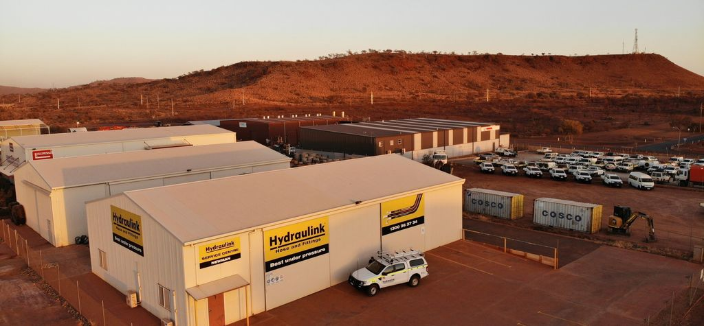 Hydraulic player in Newman expansion